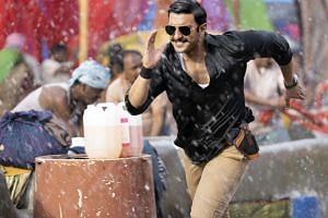 Bollywood actor Ranveer Singh is on the brink of the release of Simmba, a high-octane police drama in which he plays the protagonist.