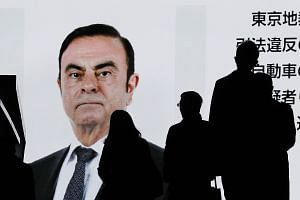 Prosecutors rearrested ousted Nissan chairman Carlos Ghosn last Friday, accusing him of transferring personal investment losses to the carmaker.