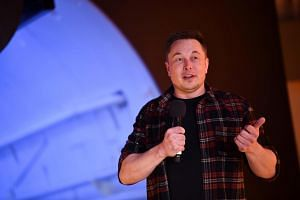 """Mr Elon Musk called British diver Vernon Unsworth a """"pedo guy"""" in a tweet to more than 22 million Twitter followers, a comment for which he later apologised."""