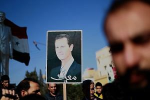 After seven years of war, Syria's President Bashar al-Assad remains in office, and Arab states that had closed their embassies in the country are starting to reopen them.