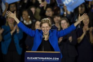 US Senator Elizabeth Warren said that she's launching an exploratory committee for a presidential run, which would give her a potential early edge in fundraising and organisation.