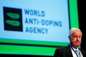 The missed deadline is the latest humiliation for the World Anti-Doping Agency's embattled president, Craig Reedie.