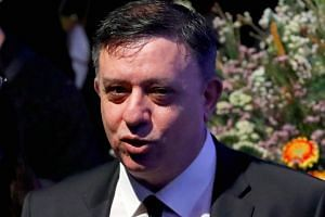 Israeli Labor Party chairman Avi Gabbay's (above) announcement that he would no longer partner with opposition leader Tzipi Livni means the end of their Zionist Union alliance.