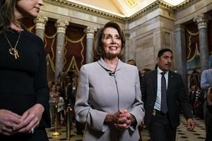 Ms Nancy Pelosi is a formidable political operator who has been in Congress for 31 years and the leader of the Democratic Party for 16 years.