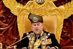 Rumours that Sultan Muhammad V will abdicate soon from his role as Yang di-Pertuan Agong, as the country's king is officially called, have been going round on social media.