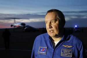 Russia's controversial space chief Dmitry Rogozin was set to visit the US in February 2019, but Nasa said that it was postponing his visit indefinitely.