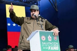 Nicolas Maduro was re-elected on May 20 in a ballot boycotted by the main opposition parties and widely condemned by the international community.