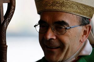 Cardinal Philippe Barbarin, the archbishop of Lyon, is accused along with five others from his diocese of helping cover up abuse in one of the parishes in the area.