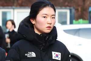 South Korean Olympic short track champion Shim Suk-hee told police that her coach sexually violated her from the age of 17 until last January, a month before the Olympics.