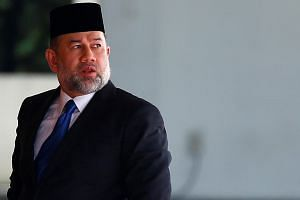 The move comes as Malaysia grapples with the abrupt resignation of Sultan Muhammad V as the country's 15th king.