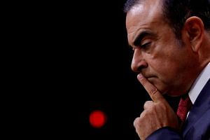 Carlos Ghosn has been locked up in a small Tokyo jail cell with a toilet and wash basin since his shock arrest Nov 19.