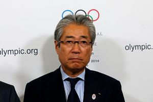 Tsunekazu Takeda was indicted on Dec 10, 2018, by investigating magistrates looking into a suspect payment of nearly €2 million (S$3.1 million) made before Tokyo was chosen to host the Olympics.