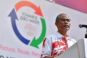 Each of us can contribute in our own way towards a zero-waste Singapore, said Minister for the Environment and Water Resources Masagos Zulkifli.