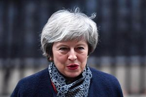 """Prime Minister Theresa May will ask lawmakers to """"consider the consequences of their actions on the faith of the British people in our democracy""""."""