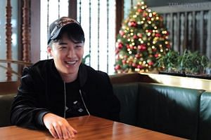 Reports have surfaced that even Mr Yang Hyun-suk, chief executive of the boyband's management agency YG Entertainment, does not know that Seungri (above) is on tour.