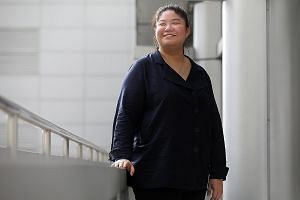 Nanyang Polytechnic graduate Lan Yung Lee got a job last August as a security operations centre analyst at cyber security firm Ensign, a month after she started looking for employment.