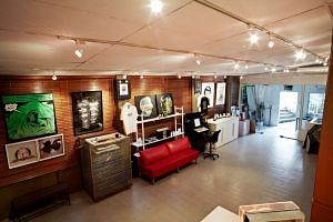 Kult Studio & Gallery is one of the local galleries offering space for rent, offering support to ensure that the months of preparation for Art Stage Singapore do not go entirely to waste.