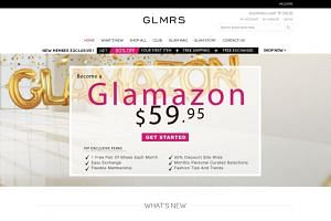 The firm's website, myglamorous.sg, advertises that each pair of shoes cost $59.95, as opposed to what it claims are normal retail prices of $119 to $300.