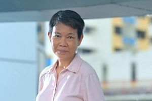 The appeal, filed by Singapore Democratic Party assistant treasurer Wong Souk Yee (above), a resident in the GRC, comes after the High Court dismissed her application last April.