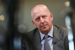 Goldman Sachs CEO David Solomon said the firm conducted considerable due diligence on the bond deals for 1MDB.