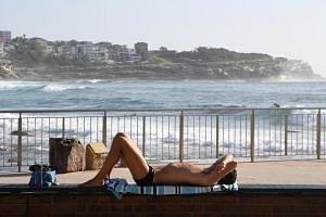 Heat records were broken across eastern Australia as temperatures soared in the high 40s on Jan 18, 2019.