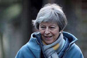 With just weeks to go before Britain is due to leave the EU, British PM Theresa May will return to Parliament on Monday to set out how she plans to try to break the Brexit deadlock.