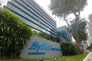 Hyflux met shareholders on Friday for the second time since it filed for bankruptcy protection, in a bid to rally support for a rescue deal.