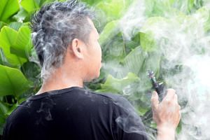 Benzene, a cancer-causing chemical found in e-cigarettes, can be found in car fuel, exhaust and detergents.