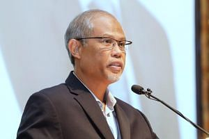 Minister for the Environment and Water Resources Masagos Zulkifli said countries need to embrace a new form of economic growth and adopt circular economy approaches, and not be purely reliant on resource exploitation.