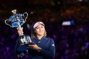 Japan's Naomi Osaka became the first Japanese tennis player to win the Australian Open and the first Asian to claim the singles world No. 1 ranking.