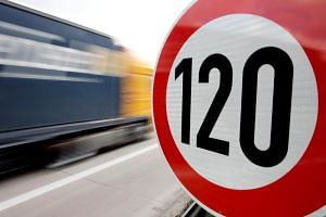 According to a poll, a majority of Germans favour setting maximum speed limits for Germany's famously fast Autobahns to help battle climate change.