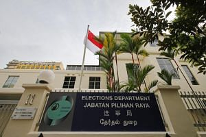 The present Elections Department office, housed in a three-storey building, has been the hub of administrative matters related to elections for nearly 25 years, with the most recent being the 2017 presidential election.