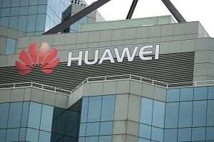The tougher stance reflects growing security concerns in the West about Huawei.
