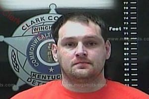 Mikhy Farrera Brochez was arrested in Clark County, Kentucky, for criminal trespass last month.
