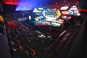 E-sports is making its inaugural appearance as a medal event at the biennial SEA Games. It had previously been a demonstration sport at last August's Asian Games in Indonesia.