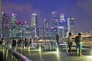 Manpower Ministry figures show that employed Singaporeans and permanent residents worked an average of 43 hours a week last year. This has come down from 43.2 hours in 2017 and a high of 46.6 hours in 2010. The fall last year was due to a slight decr