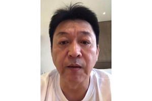 Taiwanese actor Tuo Chung-hua was on a China Airlines flight to Singapore when he began behaving in a drunken and disorderly manner.