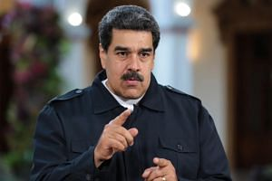 In a speech to supporters, Venezuelan President Nicolas Maduro said the powerful government-controlled Constituent Assembly would debate calling early elections for the National Assembly parliament, which is opposition-controlled.