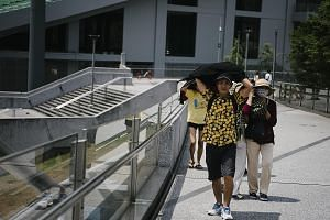 Singapore is already feeling the impact of global warming. It is experiencing a long-term trend of warming, with last year being the Republic's eighth-warmest year on record, says the Meteorological Service Singapore. Furthermore, Singapore's Second