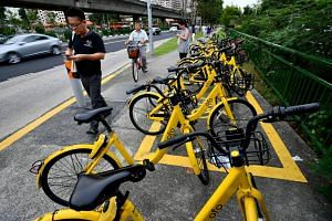 Ofo has yet to surrender its licence, but reports have emerged on the closure of its overseas business units.