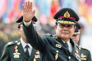 Thai junta chief Prayut Chan-o-cha has been acting a lot like a politician - even as he keeps the country waiting to hear if he will be a candidate in a long-delayed general election to restore civilian rule.