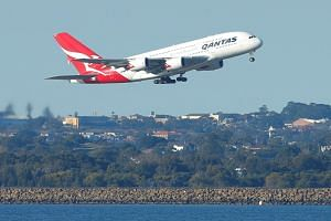 Qantas Airways has formally cancelled an outstanding order for the Airbus SE's long-suffering A380 superjumbo.