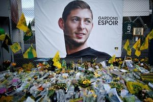 A light aircraft was carrying the 28-year-old Emiliano Sala to his new Premier League team Cardiff City when it disappeared near Guernsey on Jan 21.