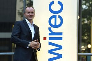 Markus Braun was named CEO of Wirecard in 2002 and said he put as much as €75 million of his own funds into the firm - money he'd made on successful bets on tech companies.
