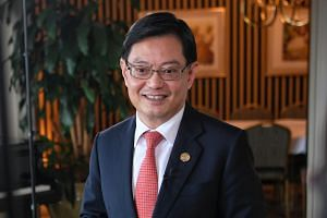 """On accountability, Mr Heng Swee Keat said failures will occur, and are investigated thoroughly, and their findings, """"however awkward, are made public""""."""