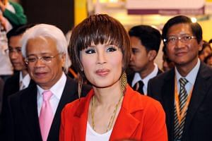 Former princess Ubolratana Rajakanya posted a message on her Instagram after the King prohibited her from standing in the upcoming election as a candidate for prime minister.