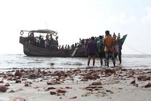 Authorities fear that more Rohingya will try to take boats to Malaysia while the Bay of Bengal is calm up until the end of March.