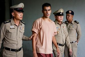 Hakeem al-Araibi fled Bahrain in 2014 and received refugee status in Australia. He was arrested in November last year at a Bangkok airport while on a honeymoon trip.