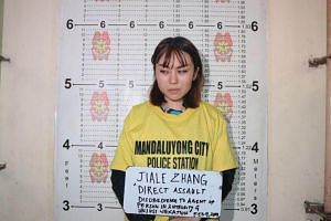 Philippines immigration bureau's lawyers have found probable cause to deport Chinese arts student Zhang Jiale.