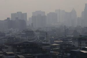 The smog problem in Thailand is expected to improve nationwide once winter ends.